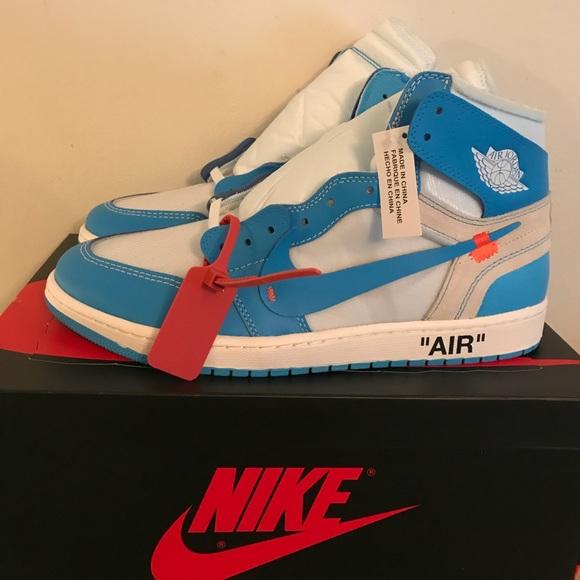 ff738a2e435c Nike Air Jordan 1 Retro Off White Size 13